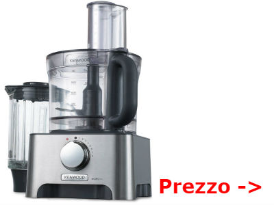 Robot da cucina Kenwood FDM786BA