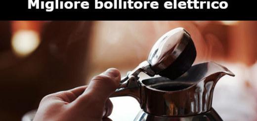 migliore bollitore elettrico