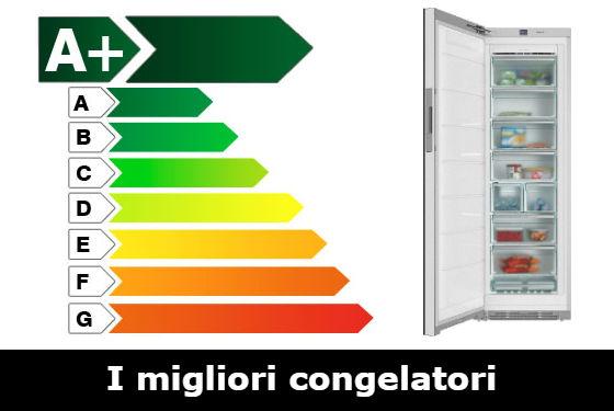 Congelatore che consuma poco