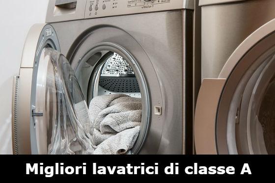 lavatrice che consuma poco