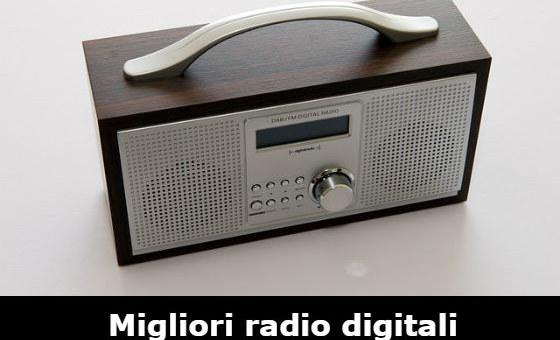 migliori radio digitali