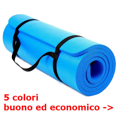 TECHFIT FITNESS YOGA TAPPETINO