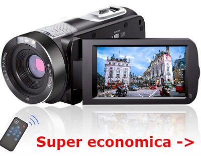 Camcorder Full HD